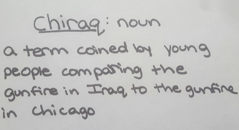IS CHICAGO REALLY THAT DANGEROUS?
