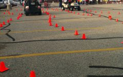 Arrowhead High School Educates Safe Driving at Hawkfest