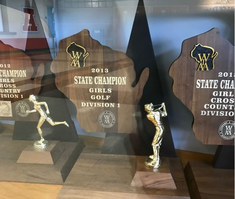 Girl's Golf Takes Home State Championship