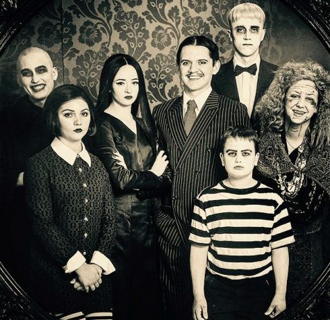 Addams Family's Receives Positive Reviews in Arrowhead's Broadway Company