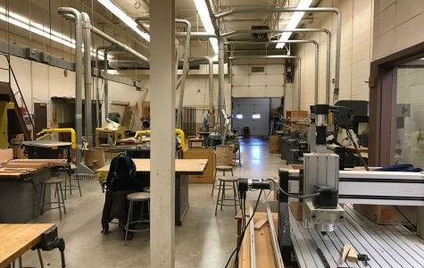 Wood Shop Accident Shocks Arrowhead