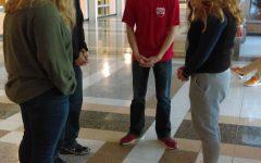 Senior Philip Zabel Initiates Arrowhead's Prayer Group
