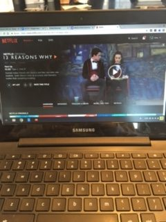 "New Netflix Series ""13 Reasons Why"" Launches"