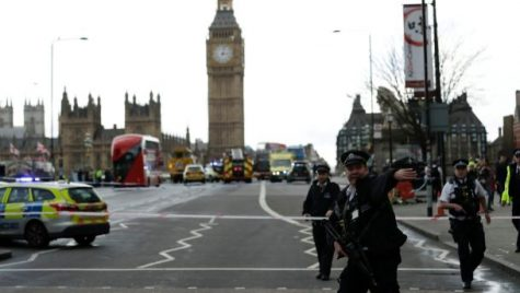 Terrorism Incident in London on March 22nd