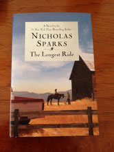 Nicholas Sparks Launches a New Bestseller
