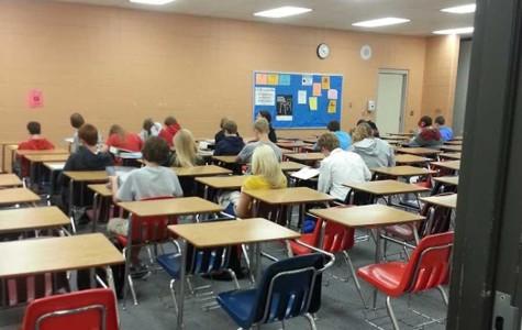 Is AHS Overwhelming New Freshmen Students?