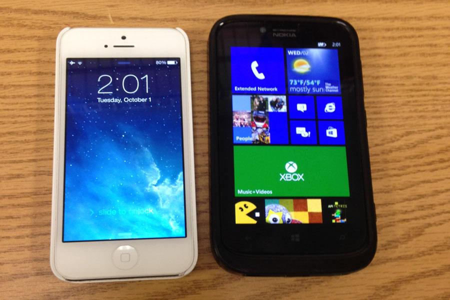 Which Is Better, Windows Smart Phone or iPhone?