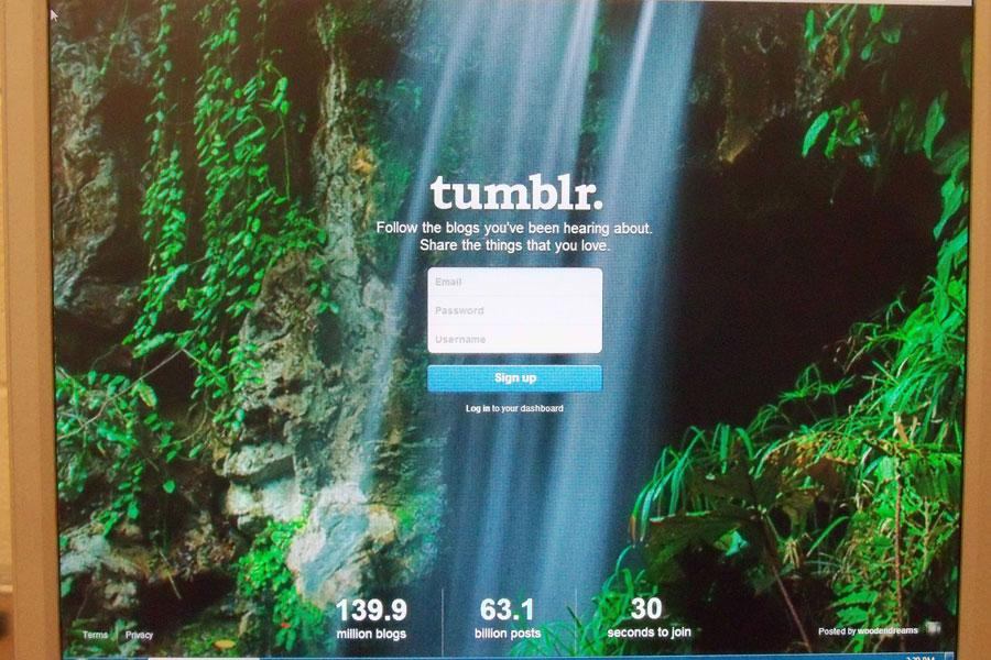 Tumblr: A Funky, Fresh, Free Way for Teens to Express Themselves