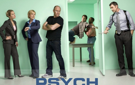 Psych Is a Great Watch