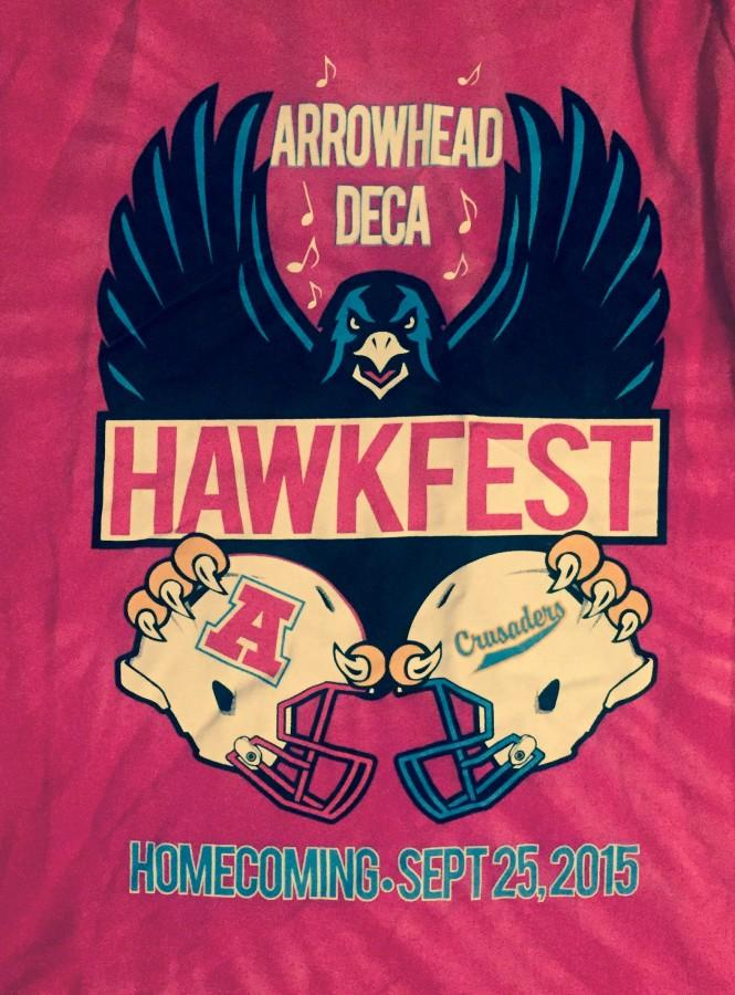 Students Attend and Prepare Annual Arrowhead Hawkfest