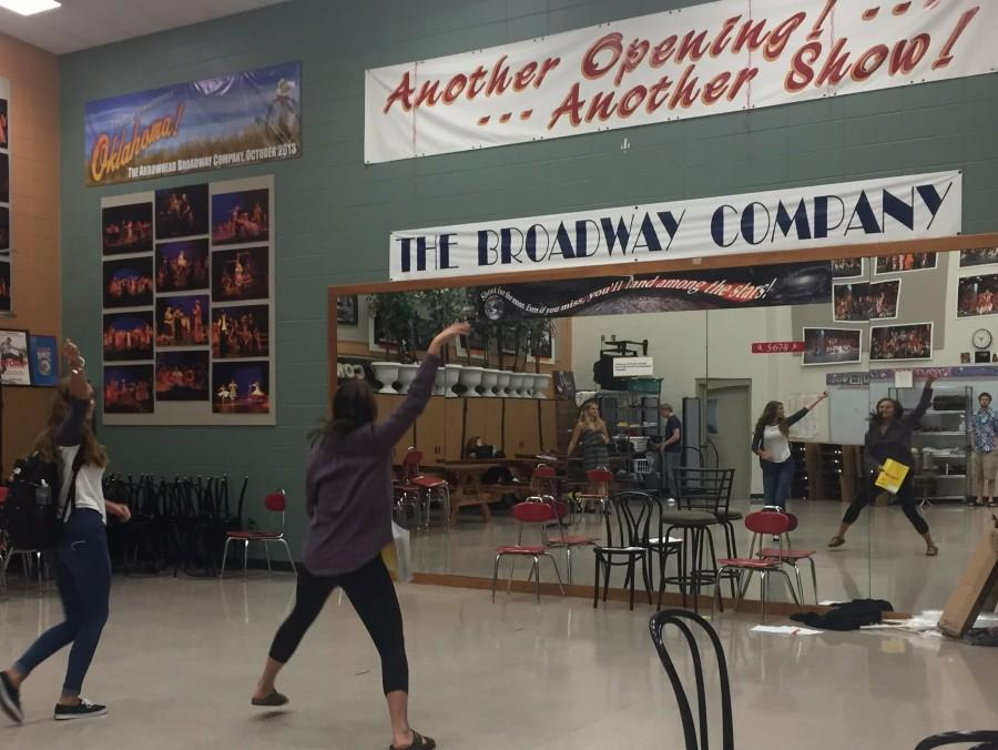 Students Get Involved In AHS School Plays