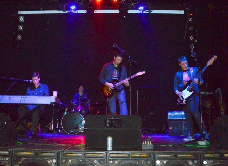 Arrowhead Students Form a Band: Track 6