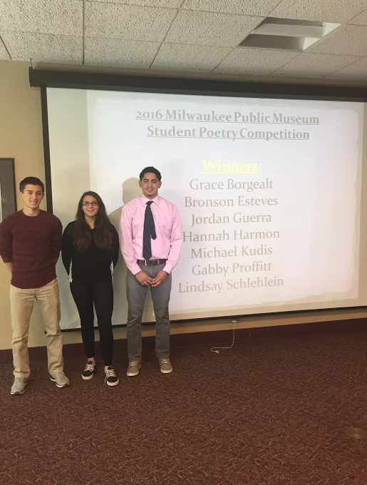 Arrowhead Creative Writing Students Win MPM Poetry Competition