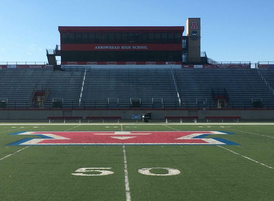 Arrowheads Football Stadium