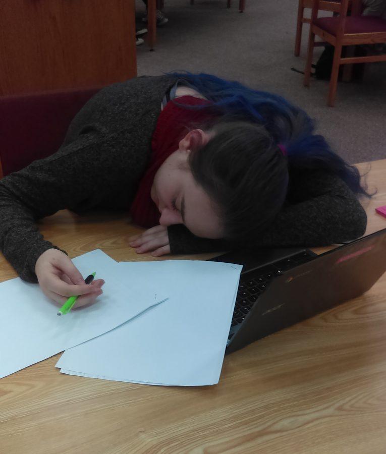 Feeling Drowsy in Class? Blame Biology