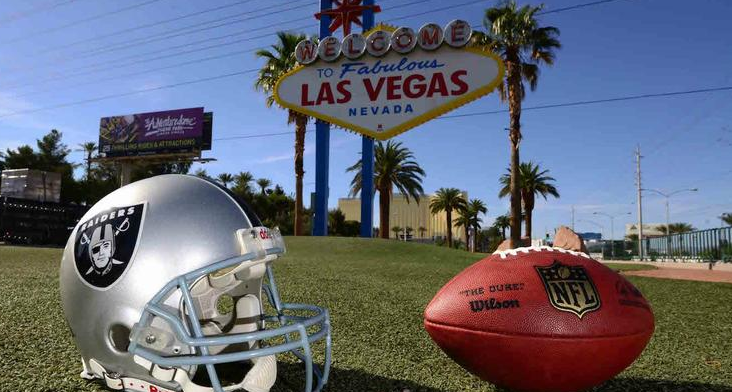 Raiders leave Oakland for Las Vegas