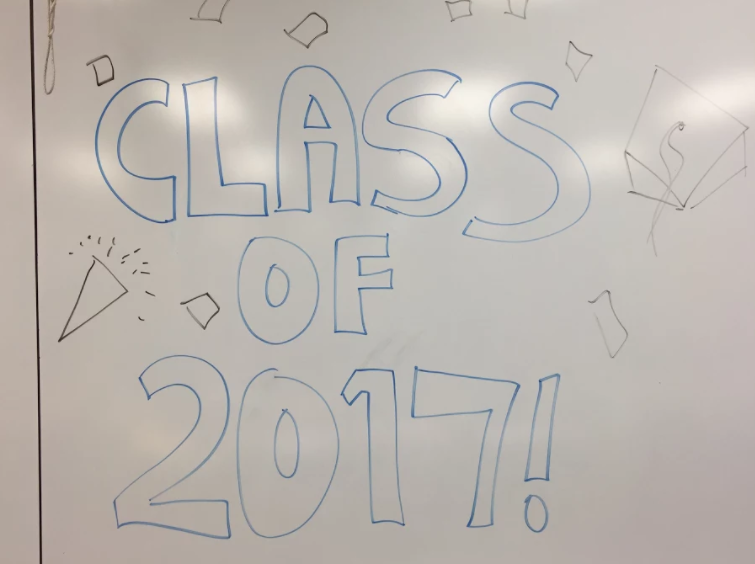 The Arrowhead class of 2017s senior party will be on Friday, June 2nd.