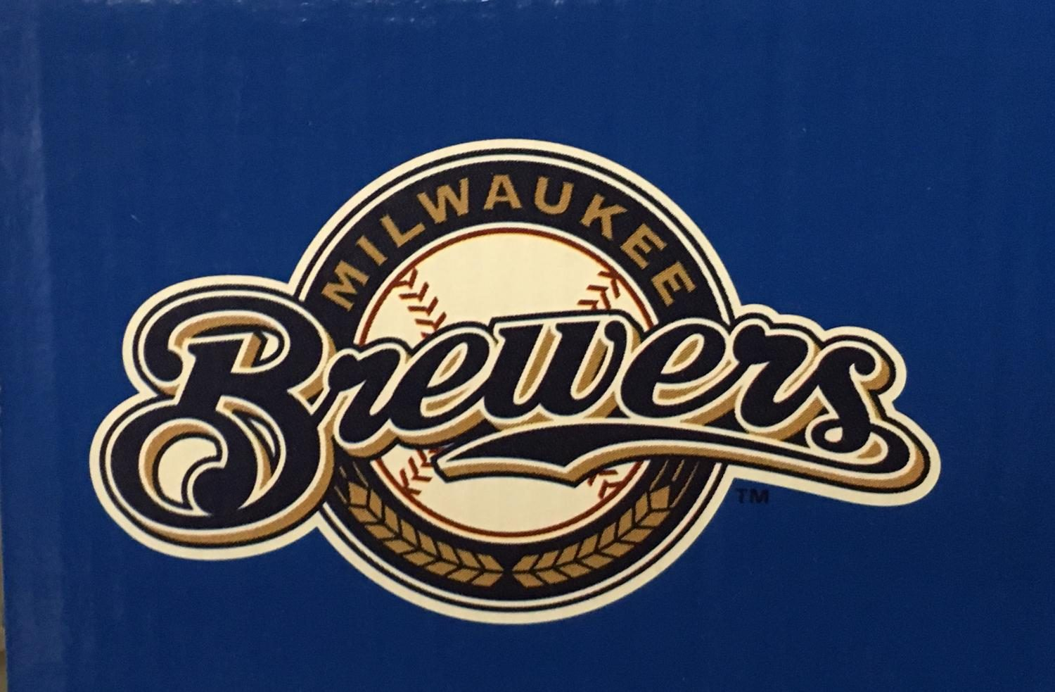 Brewers on top of NL central at Quarter Mark of MLB Season