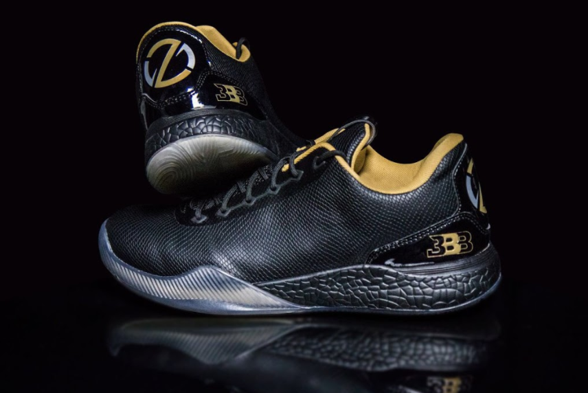 Lonzo Ball's First Shoe Released