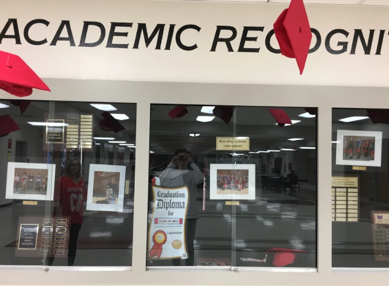 Academic Recognition Area at North Campus.