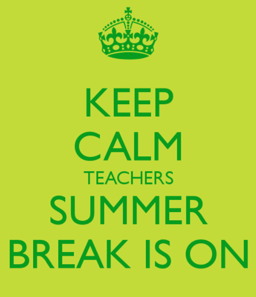 Students Look Forward to Summer