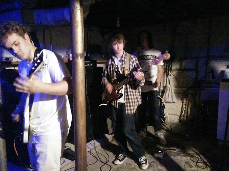 Slush performs their new album Frog Water in Appleton Wisconsin.