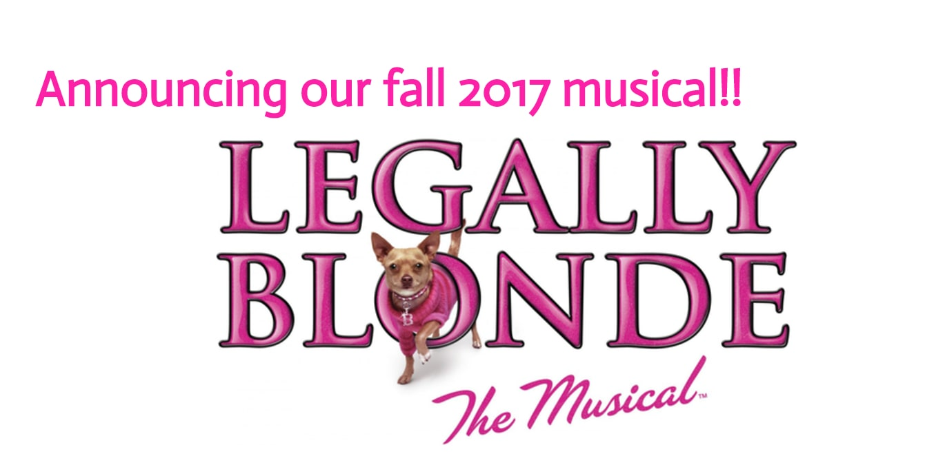 AHS Broadway Company Prepares for Fall Musical