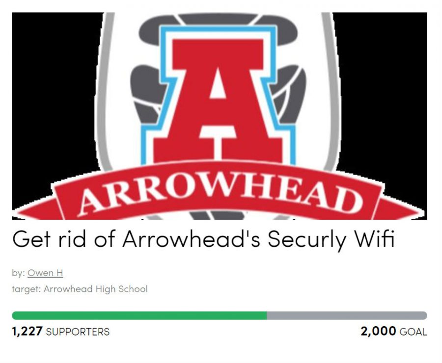 Arrowhead+students+fight+back+with+an+online+petition.