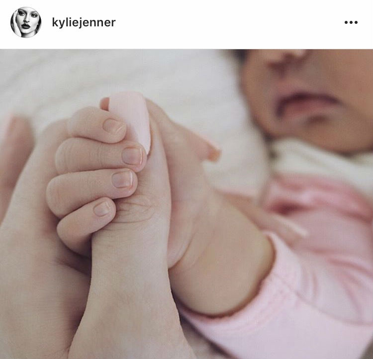 Kylie Jenner Confirms Pregnancy Rumors and Announces Birth of Baby Girl