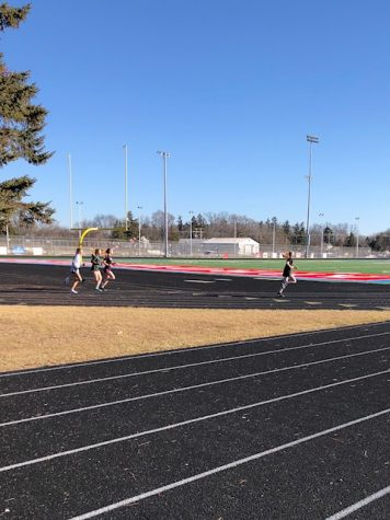 Arrowhead Girls Track and Field Runners Prepare for Upcoming Season