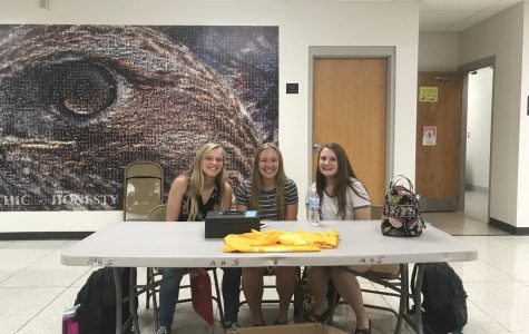 Arrowhead High School Supports Gold in September