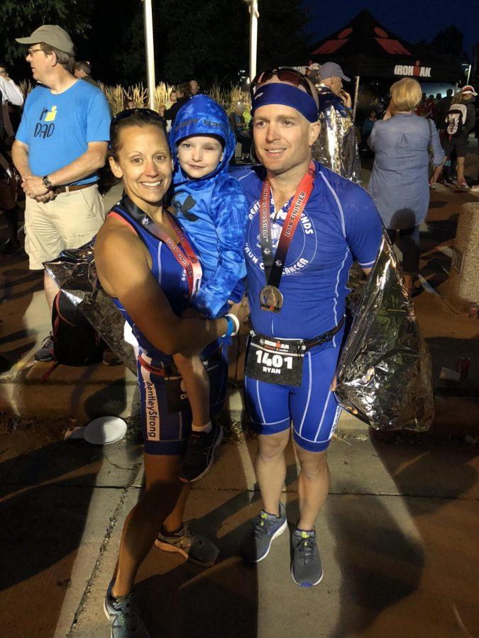 The Dodges Power Through the Iron Man Triathlon