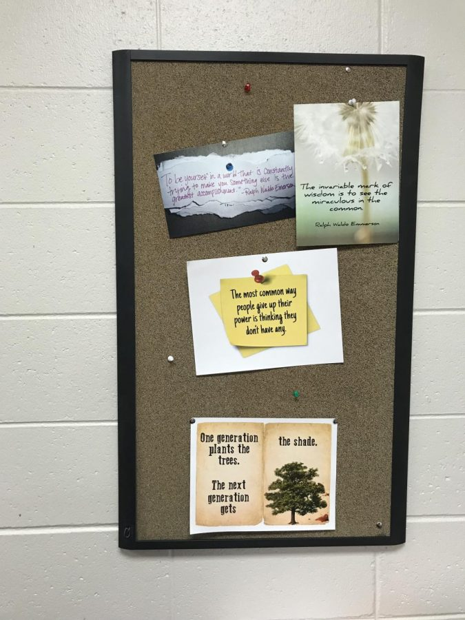 Students Taught Mindfulness in Homeroom
