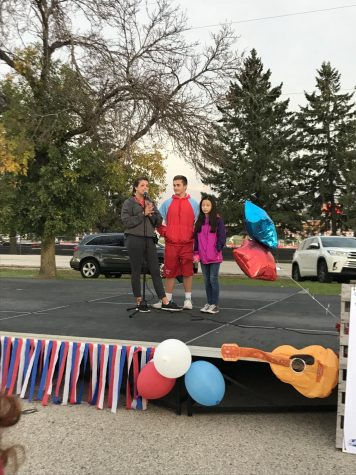 Arrowhead Student's Family Happenings on the Fourth of July