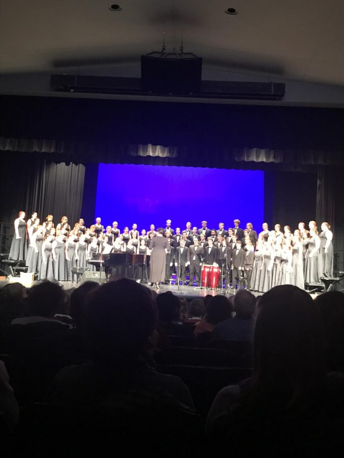 Arrowhead Choir Performing at December Concert