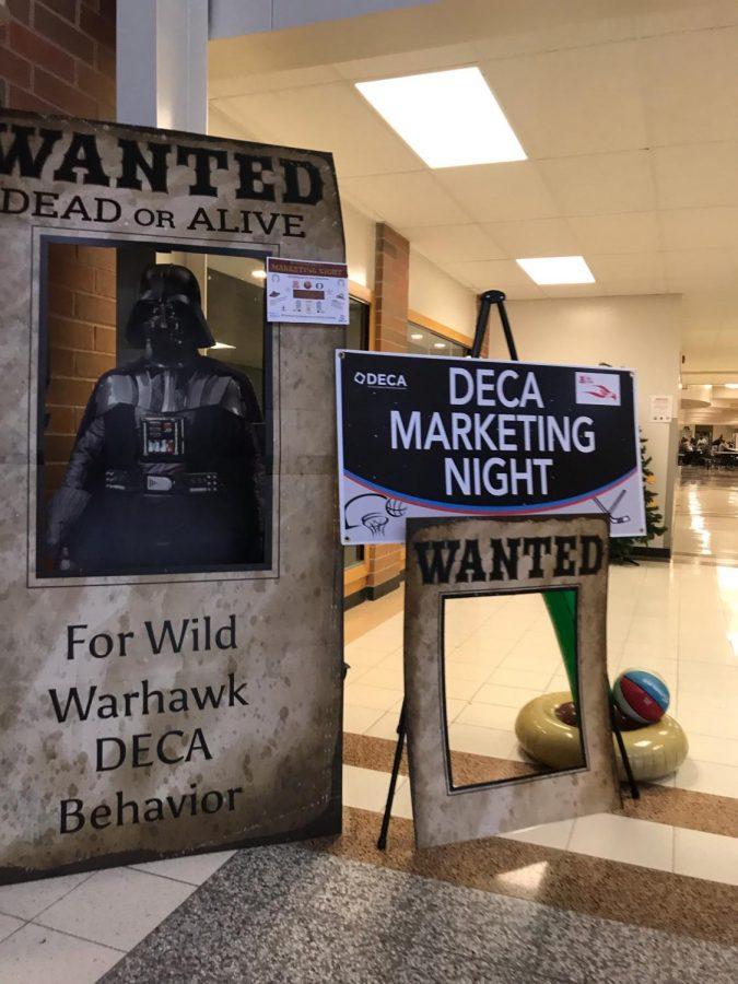 Arrowhead DECA Students Present Two Marketing Nights