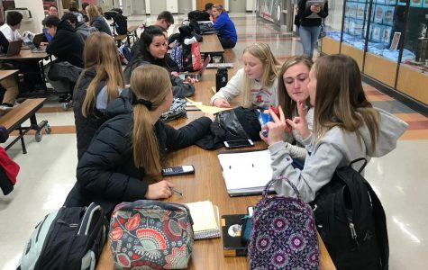 Arrowhead High School Students Prepare for Finals This Week