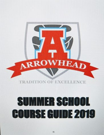 Arrowhead's Book Club Gets a Head Start on Summer Reading
