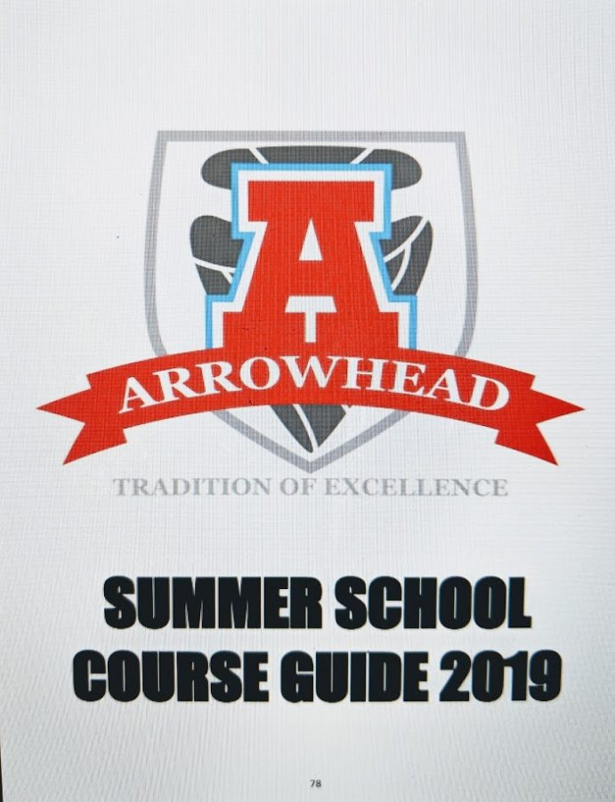 Arrowhead Summer School: A Popular Supplement to Traditional School