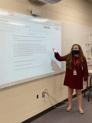 Arrowhead Welcomes New English Teacher