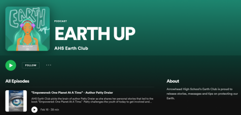 AHS Earth Club Starts A Podcast