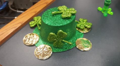 St. Patrick's Day Plans