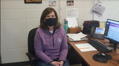 AHS Staff Gets Covid-19 Vaccine