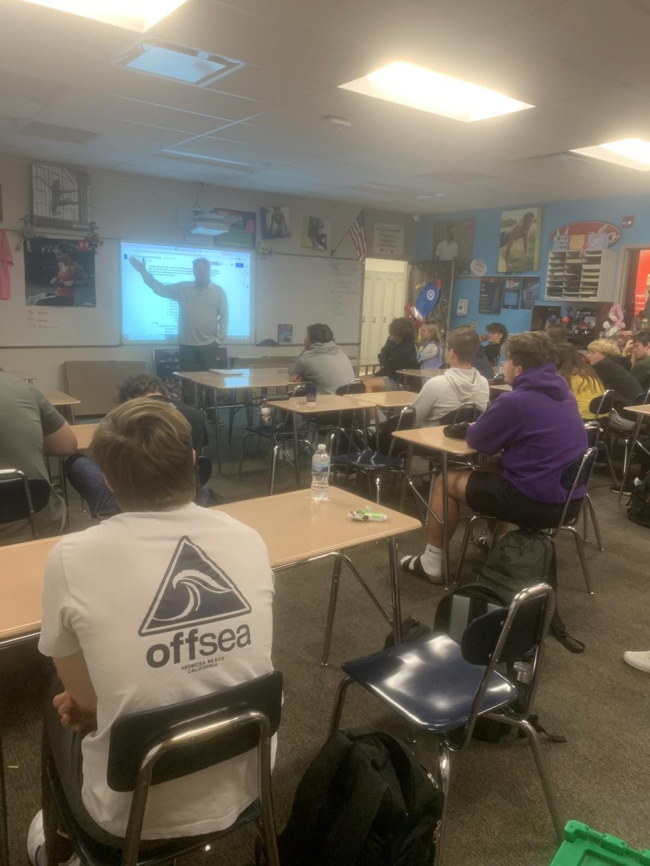 Arrowhead High School Teachers Share Thoughts on Intruder Drill
